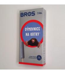 Bros dýmovnice na krtky - ochrana rostlin - 1 ks